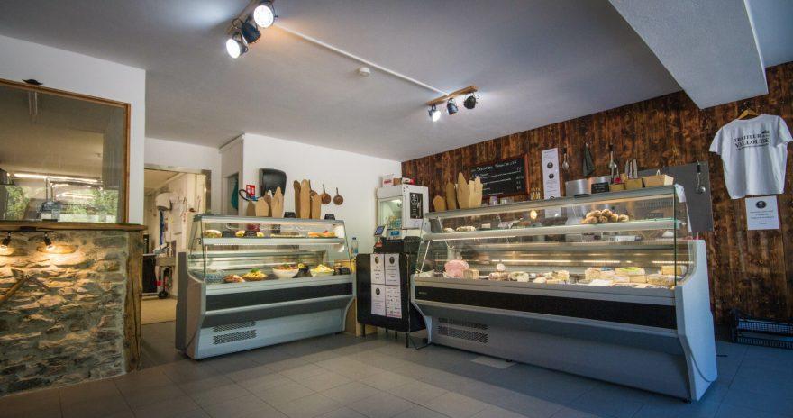 Traiteur local de la Vallouise Hautes Alpes Cuisine Domicile Artisan Plat à emporter epicerie vallouise pelvous ecrins cuisine maison local